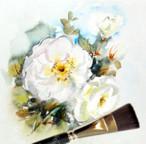 Myytävät akvarellitaulut