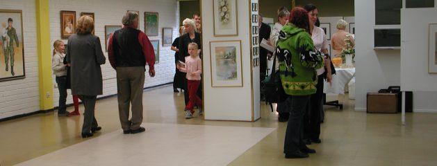 Noormarkku-viikon 2003 taidenäyttely