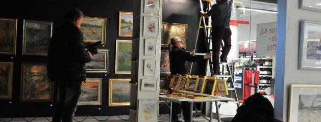 Ohjeita ja vinkkejä oman taidenäyttelyn järjestämiseen